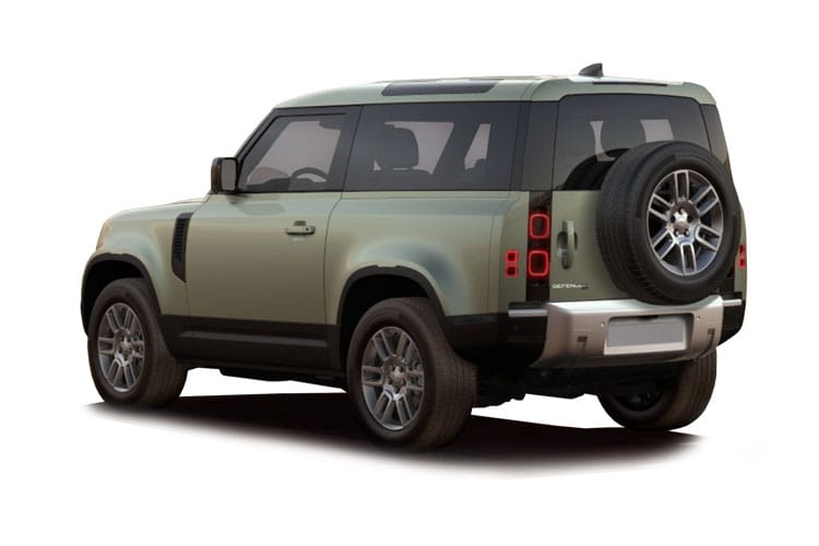 Land Rover Defender 90 SUV 3Dr 3.0 P MHEV 400PS X 3Dr Auto [Start Stop] [5Seat] back view