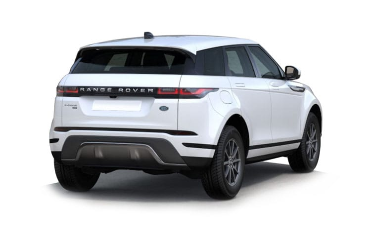 Land Rover Range Rover Evoque SUV 5Dr 2.0 D MHEV 163PS SE 5Dr Auto [Start Stop] back view