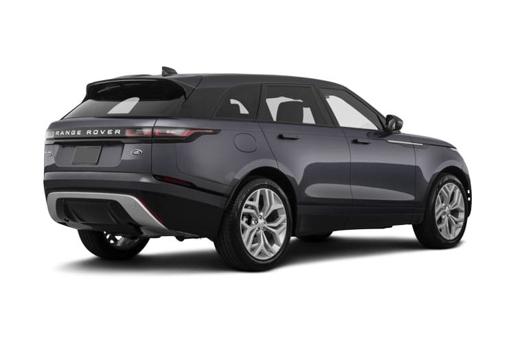Land Rover Range Rover Velar SUV 5Dr 2.0 P400e PHEV 13.6kWh 404PS R-Dynamic 5Dr Auto [Start Stop] back view