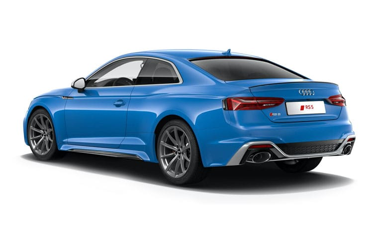 Audi A5 40 Coupe 2Dr 2.0 TDI 190PS Black Edition 2Dr S Tronic [Start Stop] [Technology] back view