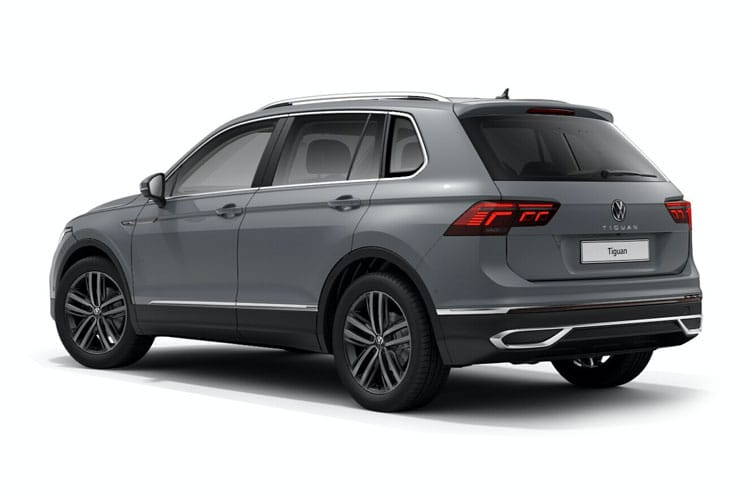 Volkswagen Tiguan SUV 2wd SWB 1.5 TSI 150PS R-Line 5Dr DSG [Start Stop] back view