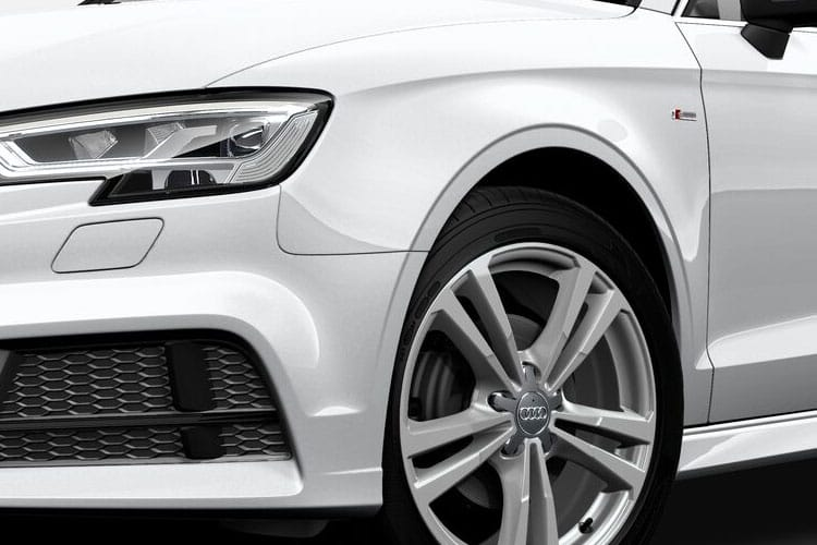Audi A3 35 Saloon 4Dr 1.5 TFSI CoD 150PS Sport 4Dr Manual [Start Stop] [Technology] detail view