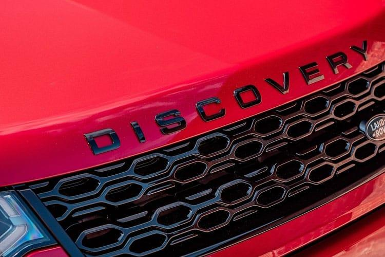 Land Rover Discovery Sport SUV 2.0 D MHEV 163PS R-Dynamic S Plus 5Dr Auto [Start Stop] [5Seat] detail view