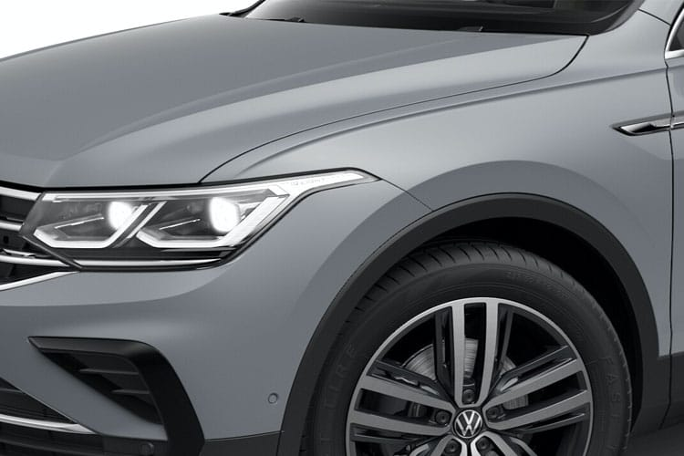 Volkswagen Tiguan SUV 2wd SWB 1.5 TSI 150PS R-Line 5Dr DSG [Start Stop] detail view