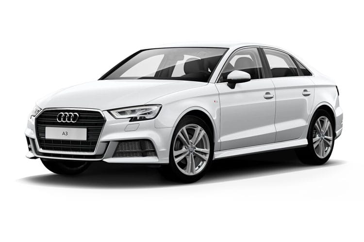 Audi A3 35 Saloon 4Dr 1.5 TFSI CoD 150PS Sport 4Dr Manual [Start Stop] [Technology] front view
