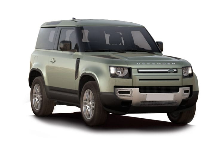 Land Rover Defender 90 SUV 3Dr 3.0 P MHEV 400PS X 3Dr Auto [Start Stop] [5Seat] front view