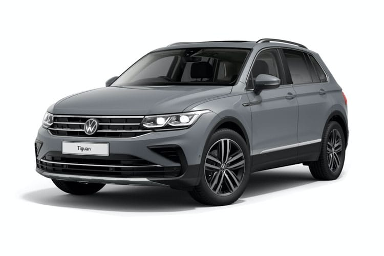 Volkswagen Tiguan SUV 2wd SWB 1.5 TSI 150PS R-Line 5Dr DSG [Start Stop] front view