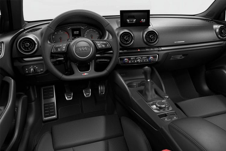 Audi A3 35 Saloon 4Dr 1.5 TFSI CoD 150PS Sport 4Dr Manual [Start Stop] [Technology] inside view