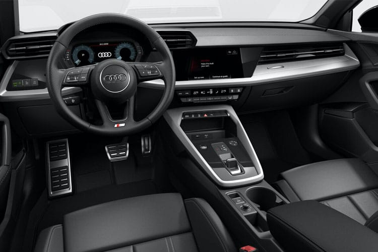 Audi A3 35 Sportback 5Dr 1.5 TFSI 150PS Technik 5Dr S Tronic [Start Stop] [Comfort Sound] inside view