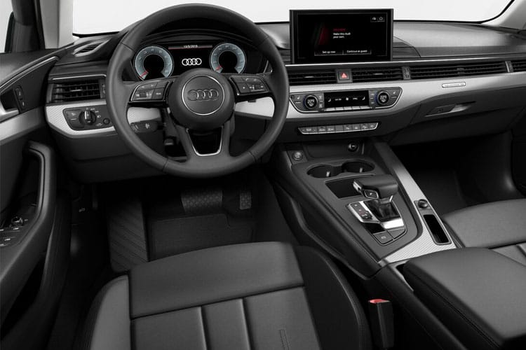 Audi A4 35 Avant 5Dr 2.0 TFSI 150PS S line 5Dr Manual [Start Stop] inside view