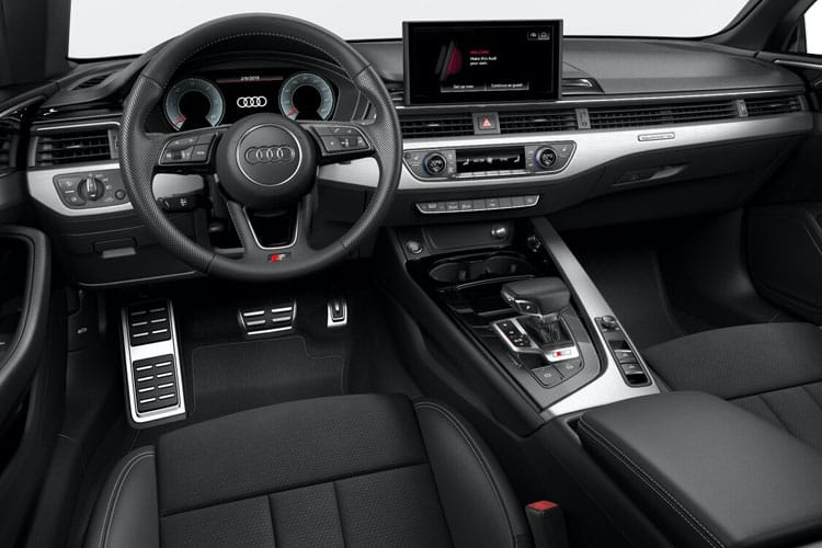 Audi A5 45 Cabriolet quattro 2Dr 2.0 TFSI 245PS Edition 1 2Dr S Tronic [Start Stop] inside view