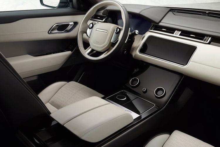 Land Rover Range Rover Velar SUV 5Dr 2.0 P 249PS Edition 5Dr Auto [Start Stop] inside view