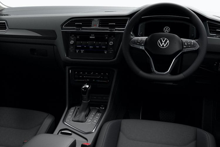 Volkswagen Tiguan SUV 2wd SWB 1.5 TSI 150PS R-Line 5Dr DSG [Start Stop] inside view